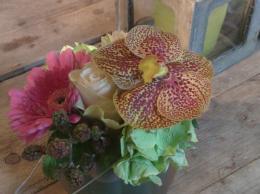 Ellen Deelen natuurlijke Bloem - creaties klein bloemstukje vanaf €6.95_600x723